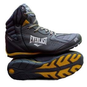 Tenis Everlast Nyc Bronx Hip-hop-basquete-boxe-skate