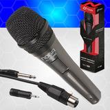Microfono Karaoke Profesional Para Pc, Parlante Noga Mi 120c