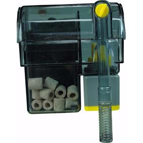 Filtro Externo Alife 50 -190l/h 110vp/ Até 50 Litros+brind
