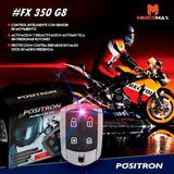 Alarma Positron Fx350 G8 P/motos Yamaha