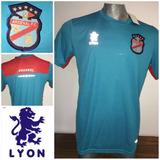 Camiseta Manga Corta De Entrenamiento Lyon Arsenal Sarandi