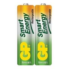 Baterias Recargables Aa Gp Smart 1000mah Pack 2