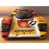 Porsche 962 C Dunlop Nº 17 Le Mans Escala 1-18