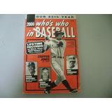 Whos Who Is Beisbol 2000