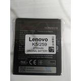 Bateria Lenovo K5 Bl259 Calidad Original