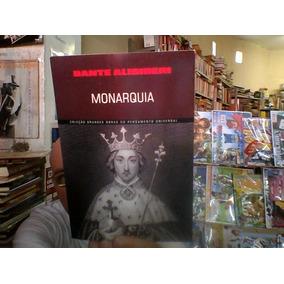 Livro Monarquia - Dante Alighieri