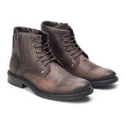 Borcegos Cuero Gorka Stork Man - Enzo Shoes