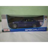 Auto De Colección Maisto 1/18 Bmw M5 Special Edition