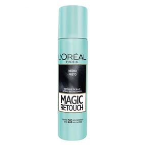 Magic Retouch Loréal Paris - Corretivo Instantâneo Preto