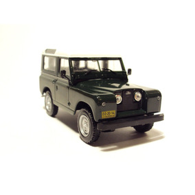 Land Rover Santana Serie 2 Escala 1/43 No Defender
