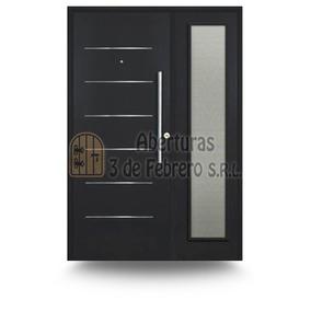 Residencial Chapa 56 Imperia 14x200 Grafito --3defebrero Srl
