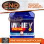Whey Proteina De Suero Lacteo Aumentar Masa Muscular Peso