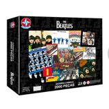 Quebra-cabeças Beatles 2000 Peças Brinquedos Estrela Origina