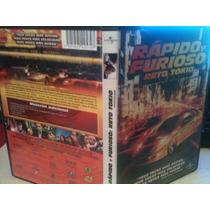 Dvd Rapido Y Furioso Reto Tokio Original