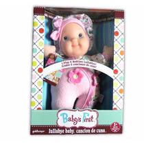 Bellas Muñecas Baby First Interactivas Con Melodias Y Voz