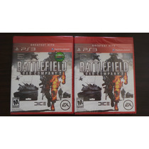 Battlefield Bad Company 2 Ps3 Nuevo Sellado