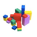 Lego Pequeño ? Bloques Gigantes Preescolar 45 U