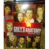 Greys Anatomy 5dvd Temporada 4 Extendida