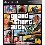 Grand Theft Auto V - Gta 5 || Español || Playstation 3