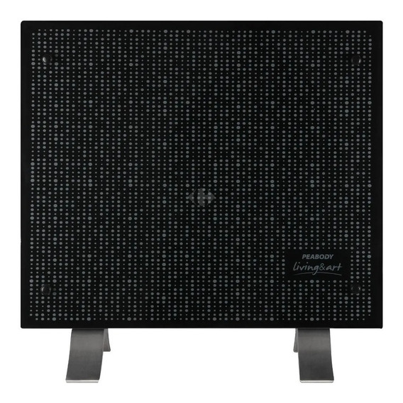 Calefactor Vitroconvector Panel Peabody 1000w Vc10 Cuotas