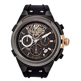 Mulco Mw Evol Engine Collection Reloj Negro De La Venda