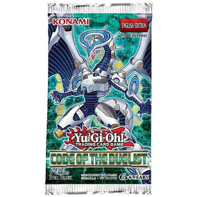 Booster/sobre Code Of The Duelist - Ferty Store - Yugioh