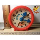 Super Raton Reloj De Juguete No Es De Pilas