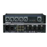 Mezclador De Micrófono Shure Scm268 De 4 Canales, 6 Transfo
