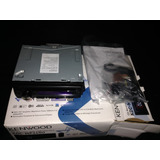 Stereo Kenwood Cd - 6 Meses De Uso - Impecable - Caja Origin