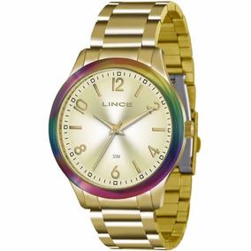 Relógio Lince Feminino Lrg4359l C2kx