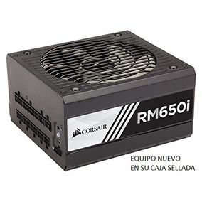 Fuente De Poder Corsair Rm650i 650w Certificado 80+ Oro