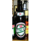 Botella Grande Y Vacia Cerveza Baltica Pilsener 2013 Arg.