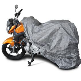 Capa Protetora Para Cobrir Moto 100% Impermeável S1