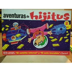 Aventuras De Hijitus 2. El Satelite Infernal Y Otros.
