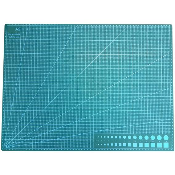 Base Tabla Tablero De Corte A2 Medidas 60x45 Cm Patchwork