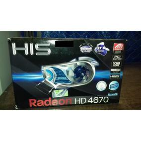 Placa De Video Radeon Hd 4670 1 Gb Ddr3