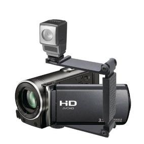 Led High Power Video Light (super Bright) For Canon Vixia Hf