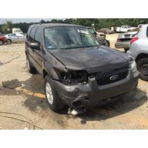 Ford Escape 07 Motor 3.0 Desarmo Autopartes Transmision Todo