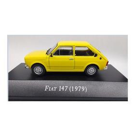 Coleção : Carros Inesquecíveis Do Brasil - Fiat 147 L - 1979