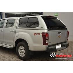 Caseta Canopy Para Dmax - Hilux - Bt50 - Wingle - Amarok