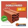 Ladrillos Doble Pared Doble Muro 27x18x33