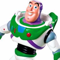 Buzz Lightyear Toy Story Grow Boneco Miniatura Astronalta