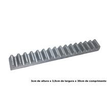 Cremalheira Alumínio Industrial Gomo 30cm Original Peccinin