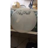 Parche New Beat Para Bombo/tambora Dh-22w/2 Confirma Existen