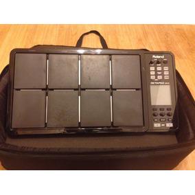 Spd30 C/ Tripé E Case - Roland Octapad - 12x S/juros
