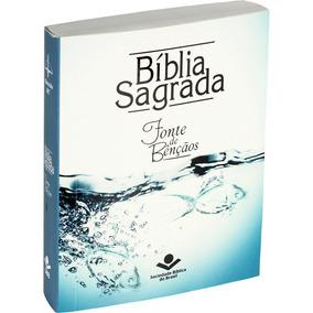 Caixa 20 Bíblia Sagrada Barata Para Evangelismo Frete Grátis