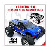 Redcat Racing Caldera 3.0 Gasolina Envio Y 1 Lts Gratis