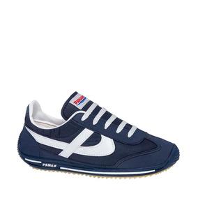 28 - Azul Marino - Tenis Casual Panam 0084 - 177670