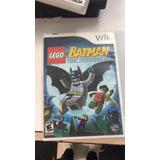 Lego Batman The Videogame Wii Seminuevo En Igamers