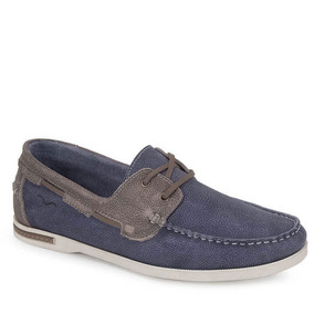 Sapato Dockside Masculino Mariner Hannover - Jeans